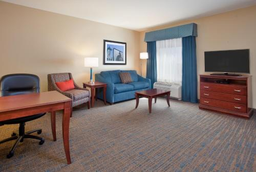 Hampton Inn & Suites Omaha Southwest-La Vista Photo