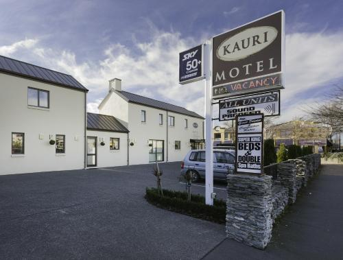 Kauri Motel on Riccarton - christchurch -