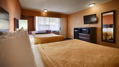 Best Western Red Carpet Inn Hereford Photo