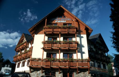 Sport hotel POMI