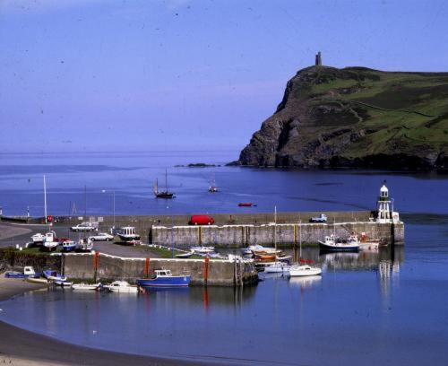 Photo of Falcons Nest Hotel Hotel Bed and Breakfast Accommodation in Port Erin Isle of Man