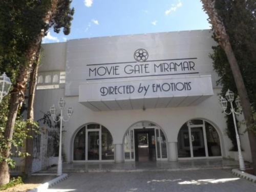 Moviegate Hotel - hammamet - booking - hébergement