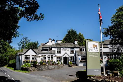 The Wild Boar, green hotel in Bowness-on-Windermere, United Kingdom