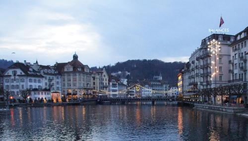 Hotel des Balances, Lucerne, Switzerland, picture 45