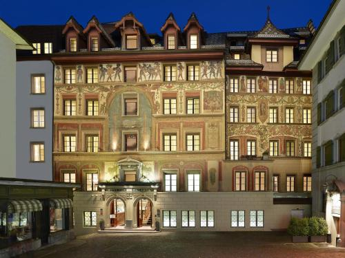 Hotel des Balances, Lucerne, Switzerland, picture 42