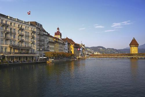 Hotel des Balances, Lucerne, Switzerland, picture 46