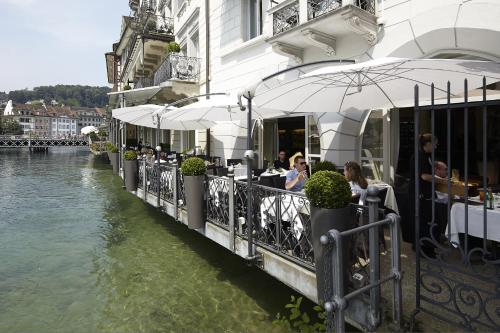 Hotel des Balances, Lucerne, Switzerland, picture 4