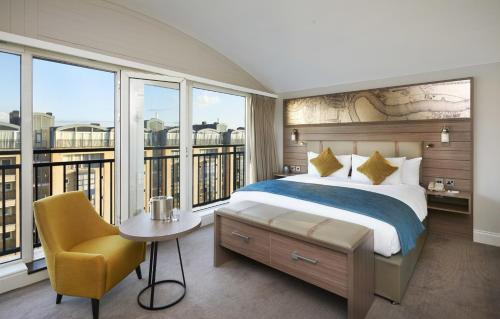 DoubleTree by Hilton London – Docklands Riverside photo 22