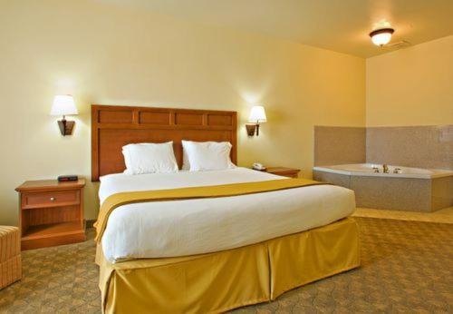 Holiday Inn Express Hotel & Suites Levelland - Levelland, TX 79336