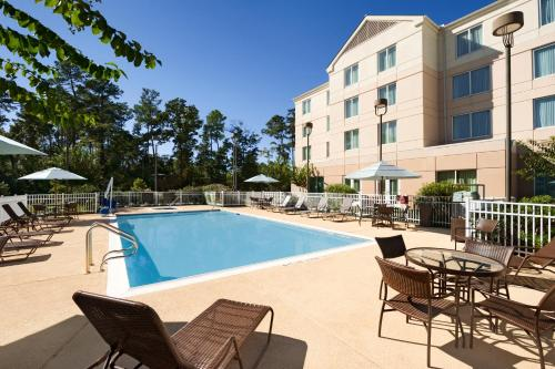 Hilton Garden Inn Houston/The Woodlands Photo