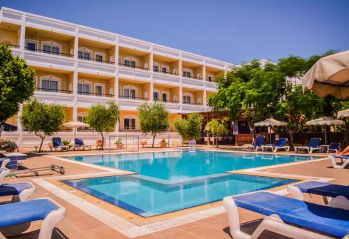 Mon Repos Hotel - Main Street Greece