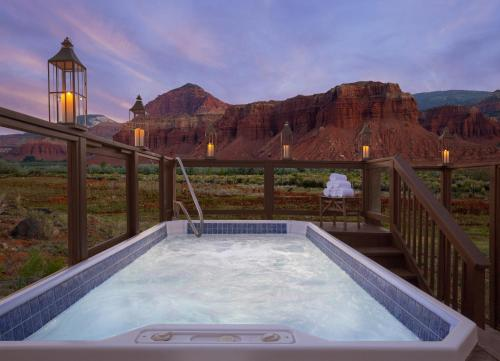 Capitol Reef Resort Photo