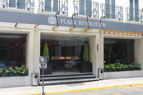 Hotel Plaza Revolución Photo