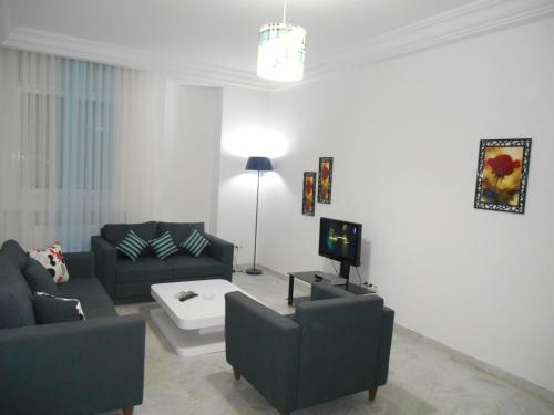 Appartement Jardin Carthage Tunis Photo