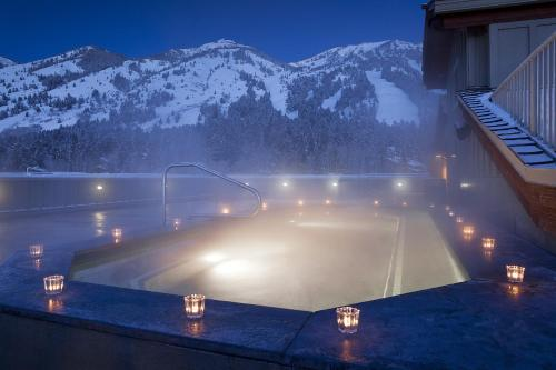 Teton Mountain Lodge and Spa, a Noble House Resort Photo