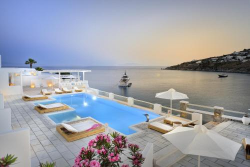 Nissaki Boutique Hotel - Platis Yialos Beach Greece