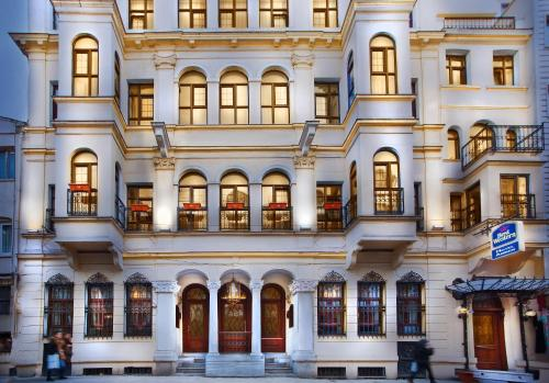 Istanbul Best Western Amber Hotel adres