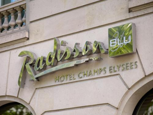 Radisson Blu Champs-Elysées, Paris photo 41