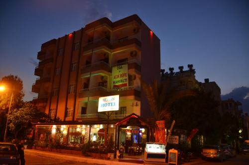 Anamur Sezgin Beach Otel contact