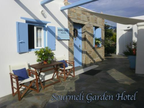 Sourmeli Garden Hotel - Vrysi Greece
