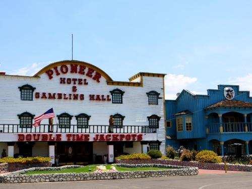 Pioneer Hotel and Gambling Hall Photo