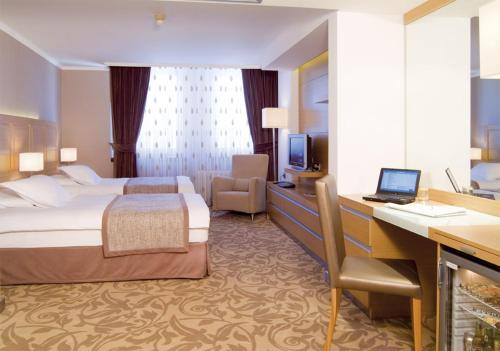 Bilkent Hotel and Conference Center, Ankara