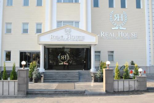 Kayseri Real House Boutique Hotel taxi