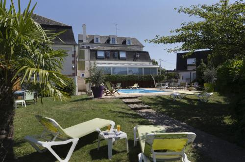 Inter-hotel Les Tilleuls - bourges -