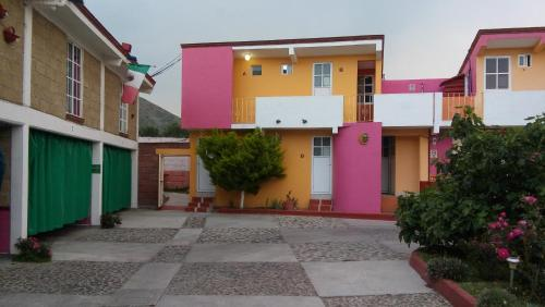 Hotel Juchitepec Photo