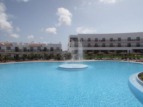Self Catering at Dunas Beach Resort Cape Verde, Santa Maria