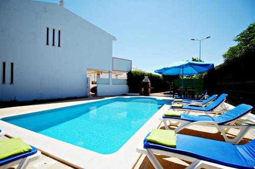 holidays algarve vacations Albufeira Villa Oura