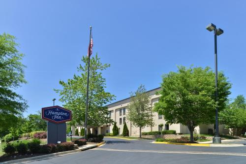 Hampton Inn Laurel/fort Meade Area