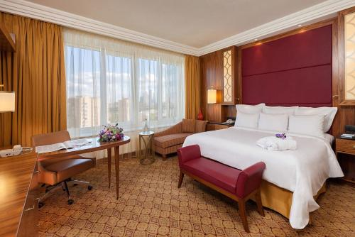 Renaissance Moscow Monarch Centre Hotel, A Marriott Luxury & Lifestyle Hotel photo 31