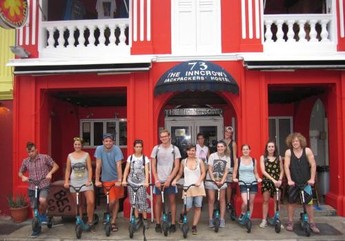 The InnCrowd Backpackers' Hostel, Singapore - singapour -