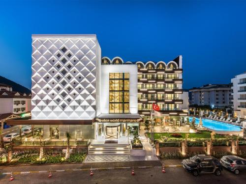 Icmeler Elite World Marmaris Hotel (Adult Only) yol tarifi