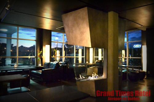 Grand Times Hotel – Aeroport de Quebec Photo