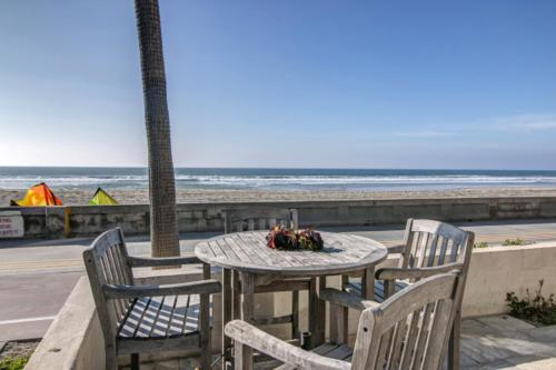 Beachfront Beauty at San Diego Photo