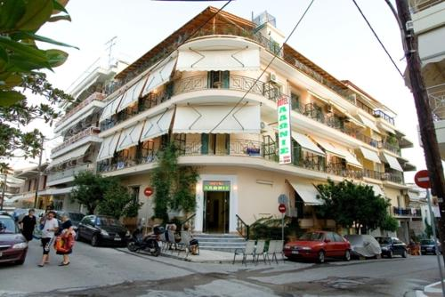Hotel Adonis - 23, Fillelinon Str. Greece
