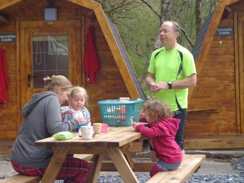 Image of Bryn Dinas Camping Pods Ltd.