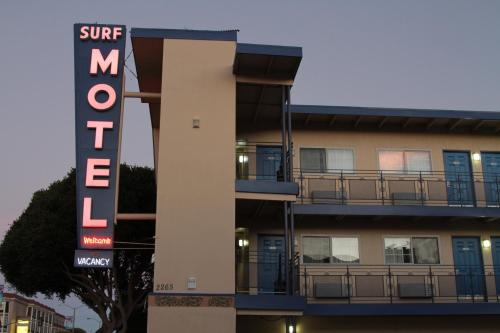 Surf Motel - San Francisco, CA 94123
