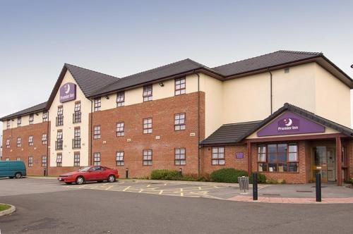 Premier Inn Stafford North (Spitfire)