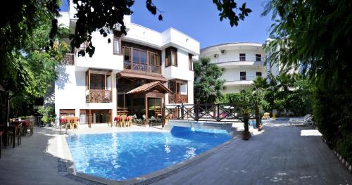 Kemer Kemer Avrupa Hotel how to go