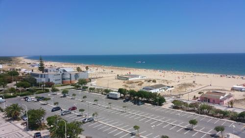 holidays algarve vacations Monte Gordo Apartamento Atlantico