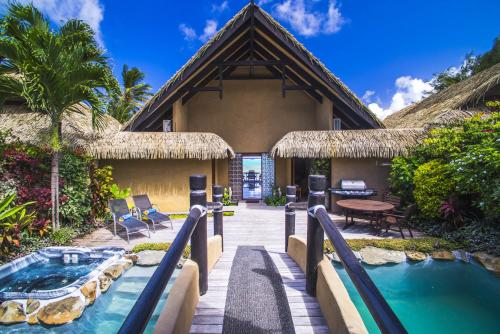 Rumours Luxury Villas & Spa, Rarotonga