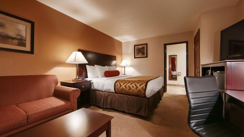 Best Western Copper Hills Inn - Globe, AZ 85501