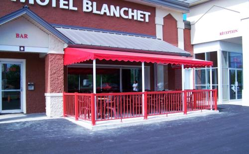 Hotel Motel Blanchet Photo