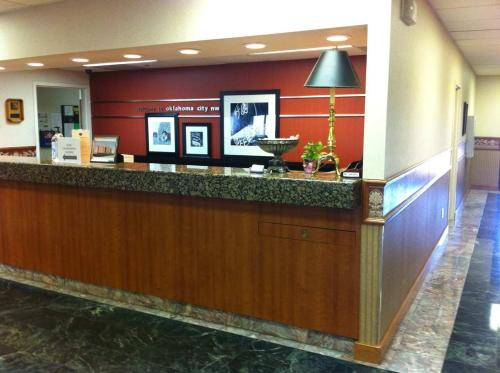 Hampton Inn Oklahoma City Northwest Photo