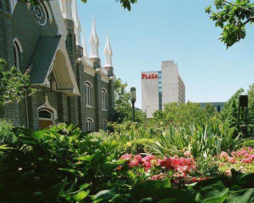 Salt Lake Plaza Hotel At Temple Square