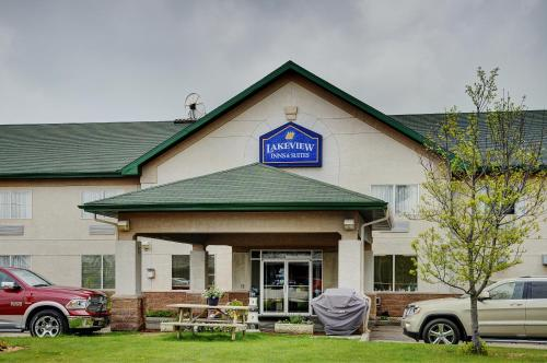 Lakeview Inn & Suites Whitecourt Photo