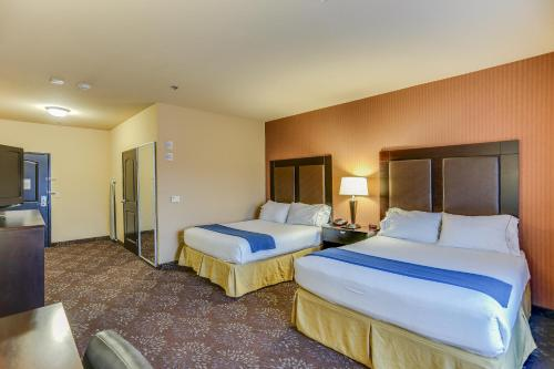 Holiday Inn Express Hotel & Suites Huntsville Photo